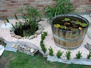 decoration bassin zen deco jardin design horenove With ordinary fontaine exterieure de jardin moderne 3 mon jardin aquatique