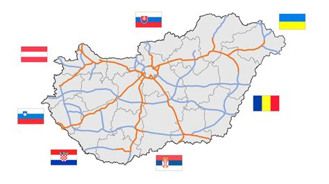 highways  hungary wikipedia