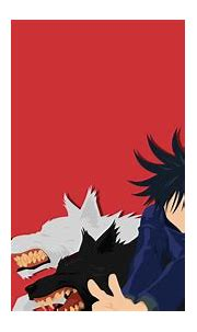 Megumi Fushiguro Jujutsu Kaisen Wallpaper - Wallpapers For ...