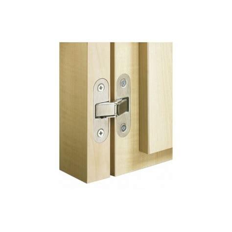charni 232 re invisible 224 encastrer pour portes de placard de