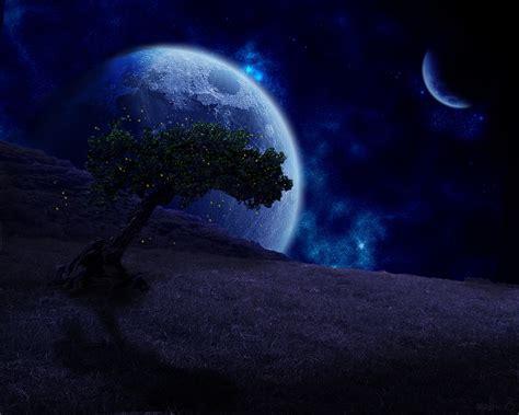 Magic Night  Wallpaper By Melliiex3 On Deviantart