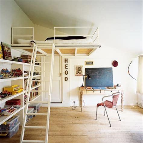 amenagement chambre mezzanine aménagement déco chambre avec mezzanine
