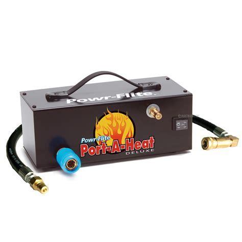 3 KW Powr Flite Porto A Heat Inline Solution Heater