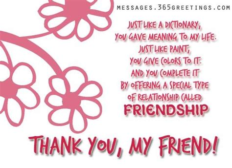 Thank You, My Friend... Pictures, Photos, And Images For