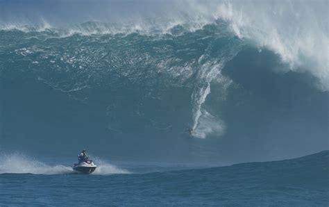 Oahu Waves At The North Shore