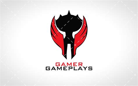 Gamer Youtube Channel Logo For Sale