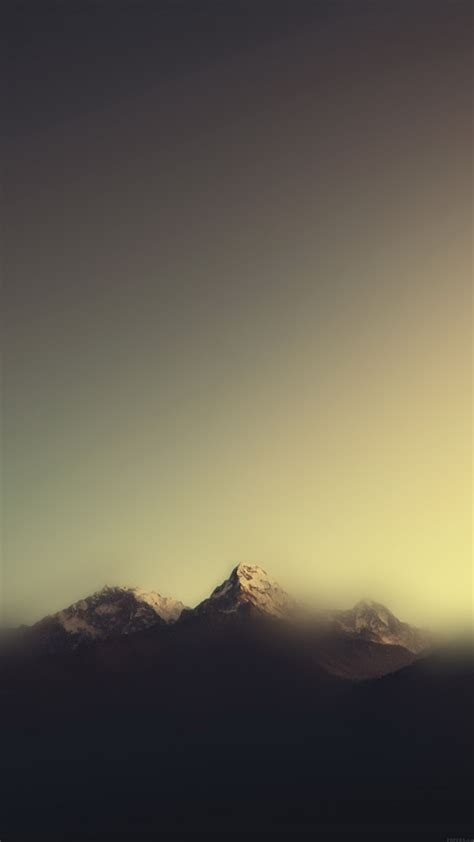 There's a tendency to go overboard in our digital life, which is exactly where something like minimalist iphone wallpaper steps in. Mountain blur minimal - Best htc one wallpapers