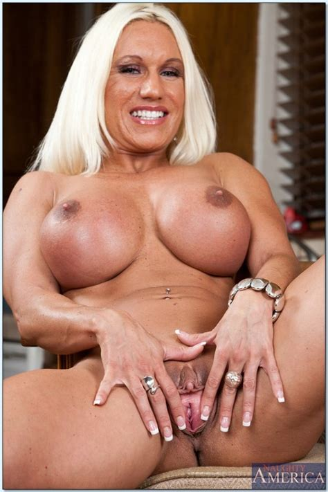 Hot And Horny Milf Ashlee Chambers Covered In Cum Milf Fox