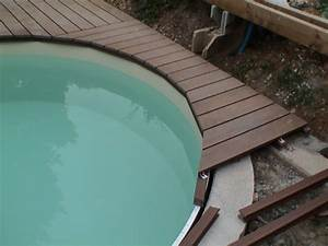 plage piscine sans margelle 22 plage composite sans With plage piscine sans margelle