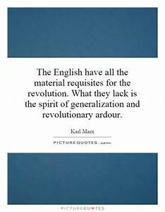 The English hav... Ardor Quotes