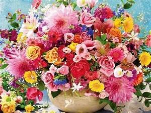 Beau Bouquet De Fleur : bouquet de fleurs page 7 ~ Dallasstarsshop.com Idées de Décoration