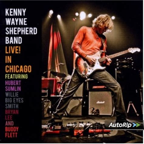 kenny wayne shepherd chicago band blues kws album highway years four songs 2007 albums song
