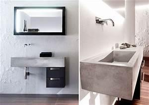 Waschtisch Aus Beton : badezimmersanierung waschtisch bzw waschbecken und badm bel sind oft zentrale objekte im bad ~ Sanjose-hotels-ca.com Haus und Dekorationen