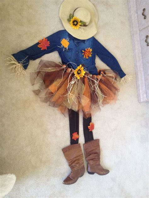 Scarecrow Costume  Holidays  Pinterest  Scarecrows, Costumes And Halloween Costumes