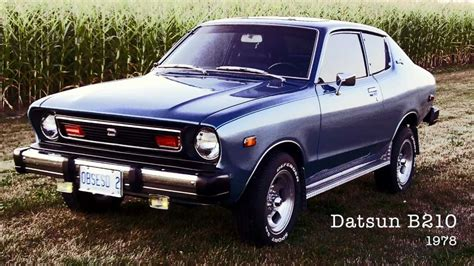 1978 Datsun B210 by 1978 Datsun B210 Information And Photos Momentcar