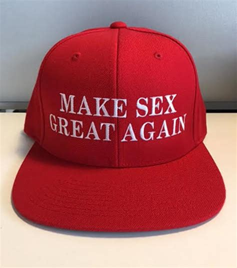 Melania Trump Wanted In Make Sex Great Again Campaign