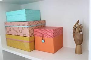 Boite De Rangement Bureau : rangement blog mode bon plans et diy ~ Melissatoandfro.com Idées de Décoration