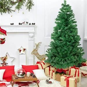 Ubesgoo, 1100tips, Artificial, Christmas, Tree, Xmas, Tree, Perfect, Indoor, Outdoor, Holiday, Decoration