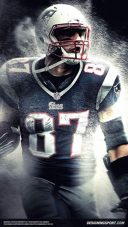 Patriots England Brady Tom Gronkowski Rob Gronk
