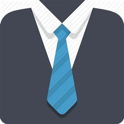 Suit Clothes Icon Formal Clothing Official Icons