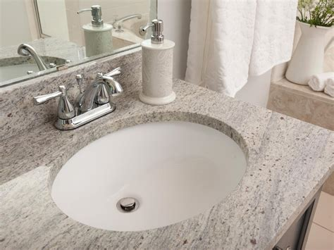 Kitchen Sink Design Ideas - undermount bathroom sinks hgtv