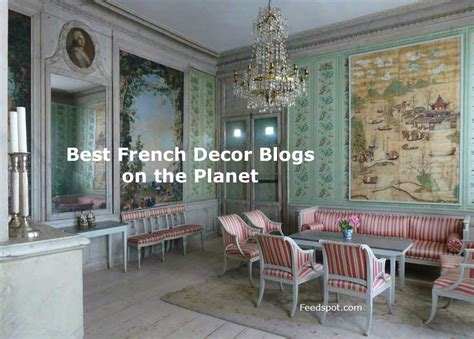 Top 30 French Decor Blogs And Websites
