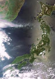 Earth From Space Japan