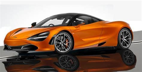 Scoop  Mclaren 720s Scalextric