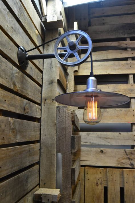 industrial lighting ideas   home