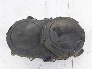 2008 Yamaha Grizzly 700 4x4 Belt Clutch Cover