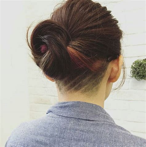 awesome undercut hairstyles  girls pretty designs