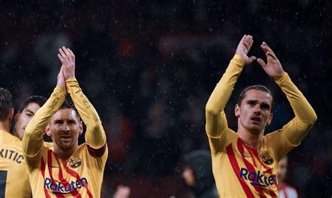 How should Barcelona line-up against Atletico Madrid ...