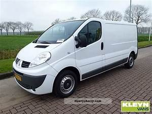 Renault Trafic 2 0 Dci 2009 Box