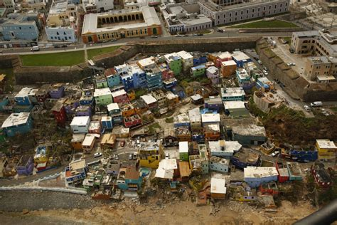 Images Of Puerto Rico After Maria See The Destruction