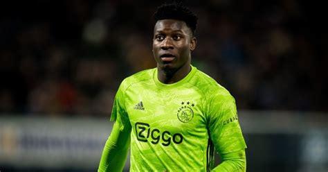 Onana, do Ajax, é suspenso por doping e ficará um ano fora ...