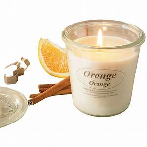 Kerzen Im Weckglas : kerze im weckglas orangenduft ~ Frokenaadalensverden.com Haus und Dekorationen