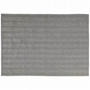 tapis torsade gris toulemonde bochart deco en ligne With prix tapis toulemonde bochart