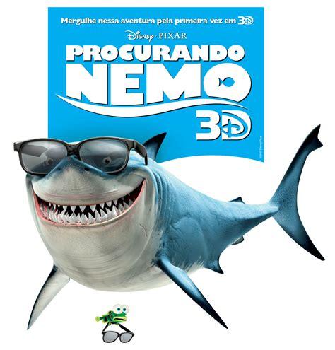 Vários pôsteres nacional de Procurando Nemo 3D, todo mundo ...