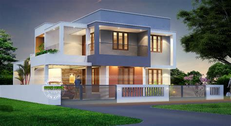 complete house plans best contemporary inspired kerala home design plans