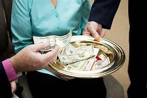 Hackers increasingly target the church collection plate