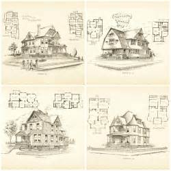 blueprints for houses free remodelaholic 20 free vintage printable blueprints and