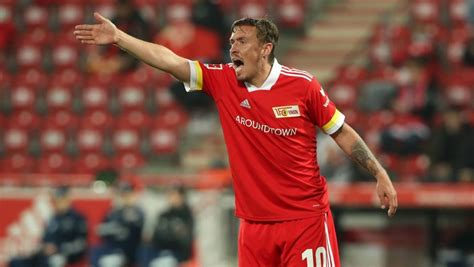 V., commonly known as 1. Union Berlin: Stürmer Max Kruse - der Letzte