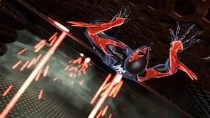 Spider-Man: Edge of Time 2099 Wallcrawler Wallpaper