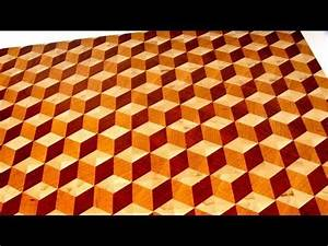 Making a 3D end grain cutting board #2 - YouTube