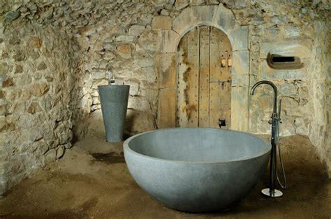 stilbain salles de bain terrazzo bath quot ronde quot