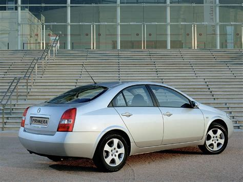nissan primera p12 nissan primera technical specifications and fuel economy