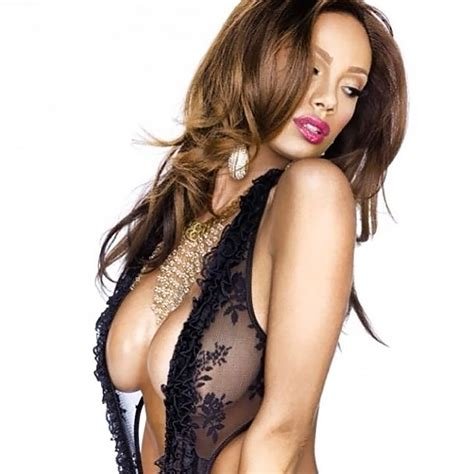 Erica Mena Nude Snapchat Photos And Leaked Porn Video