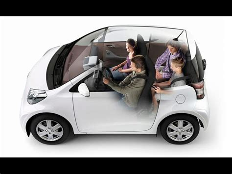 Smallest Toyota Car by Toyota Iq Micro Sized Car Now Available In Oz