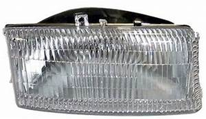 New Replacement Headlight Assembly Rh    For Dodge Dakota