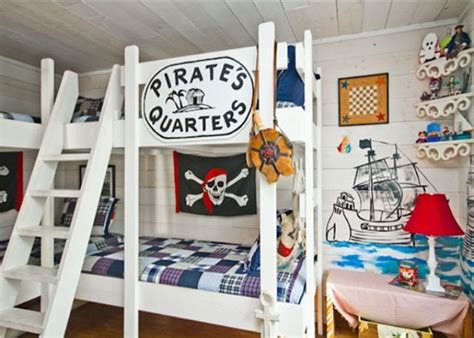 cool pirate themed kids room design ideas kidsomania